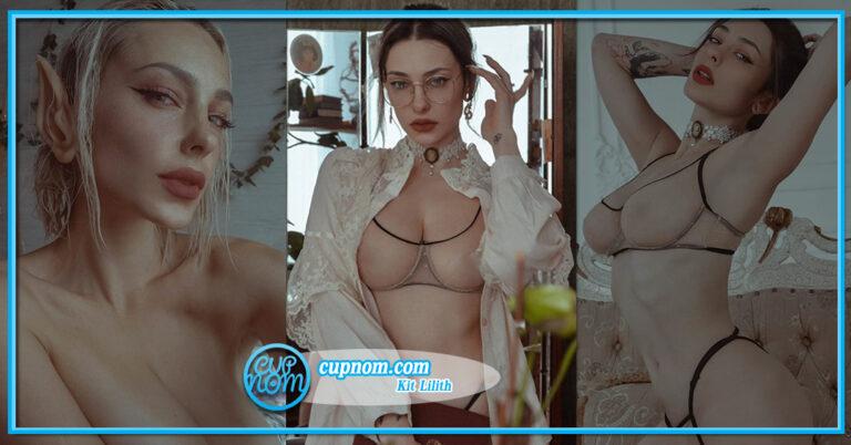 Kit Lilith สาวน้อยไซส์มินิ หุ่นแจ่ม ชาวรัสเซีย อวดความแซ่บ เปิดเนินอก โชว์ความสะบึ้ม เร่าร้อนแจ่มจริง ทุกอณู